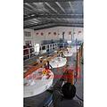 重庆市永川区赛普塑业10立方塑料储罐羧酸储罐盐酸储罐安全可靠
