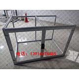 铝型材开模加工,铝型材框架加工,铝材工作台加工,铝型材罩子加工
