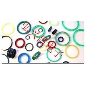 高精密进口耐油橡胶o型圈液压密封件厂家图片