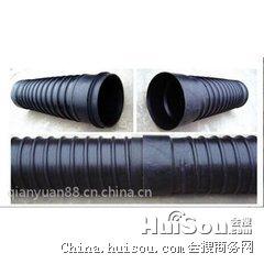 承插式钢带增强螺旋波纹管