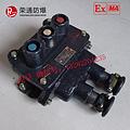 BZA1-5/36-3矿用隔爆型控制按钮,矿用三联控制按钮