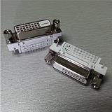 24+1弯脚式母座DVI连接器