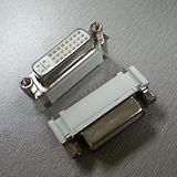 24+5直插式母座DVI连接器