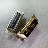 24+5直插式公座DVI连接器
