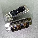 18+1焊线公头DVI连接器