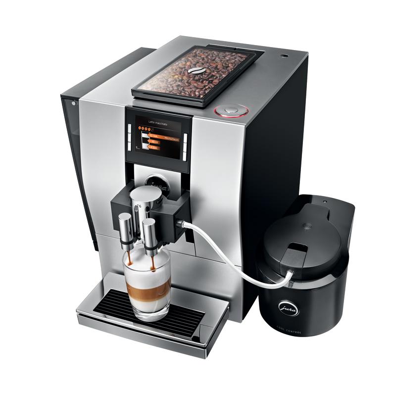 jura/优瑞z6家用意式全自动咖啡机/上海优瑞专卖店图片