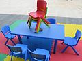 栾城家庭幼儿园专用塑料小滑梯