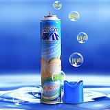 空气清新剂 柠檬香型360ml清新除味 卫生间厕所除臭去异味