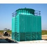 福州方形玻璃钢冷却塔