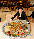 景德镇海鲜大盘子 装菜大鱼盘厂家价格、图片