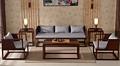 新中式 客厅家具 实木定制 沙发