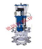 进口污水用刀形闸阀《进口气动、电动、涡轮、手动污水闸阀》
