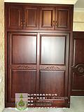 长沙原木家具定制哪家好、原木餐边柜、书柜订制哪家工厂好