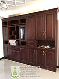 长沙原木家具订制哪家强、原木衣柜、橱柜门定做信誉保证