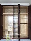 长沙实木家具厂价格实惠、实木博古架、吊柜订做行业价格