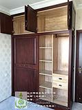 长沙原木家具厂低价促销、原木浴室门、窗套定制安装送货