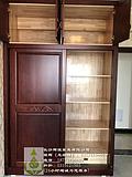 长沙原木家具厂批发代理、原木酒柜门、门套定做量大从优