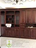 长沙实木家具订做专业可靠、实木间厅柜、鞋柜定制厂家直销