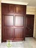 长沙实木家具厂方便可靠、实木吊顶、墙裙定做安全可靠
