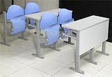 大学生课桌椅生产厂家,多媒体课桌椅,会议培训排椅,演讲厅桌椅