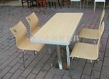 独立餐桌台生产厂家,分体式餐桌椅图片,不锈钢餐桌批发,防火板餐台