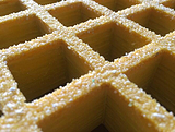 铺砂玻璃钢拉挤格栅  玻璃钢网格板规格齐全 25 30 38