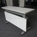 培训桌生产厂家,阅览室桌椅,侧翻折叠桌,条形会议桌,演讲报告桌