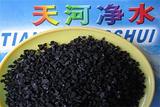 天河果壳活性炭  高碘值可反洗再生的优质环保活性炭
