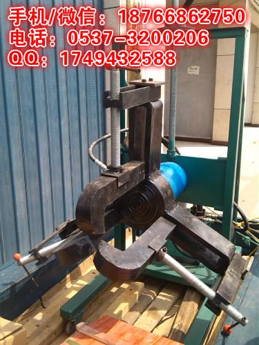 黑龙江鹤岗小车式电动液压升降拉马 拉顶多用机 拔轮器 轴承起拔器图片
