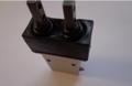 SMC气爪滑动导轨型2爪型气爪MHS2-40D