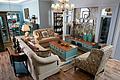 美式家具组合石柱美式家具重庆鱼梦家俬多图