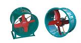 湖北省消防防爆轴流风机日月升通风消防防爆轴流风机单价