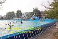 优质不锈钢移动水池 折叠游泳池 帆布PVC水池充气水池厂家