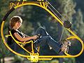 西拓游乐设备高空脚踏车泰州高空脚踏车