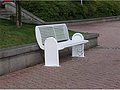 公园椅户外长椅定做,邵阳公园椅户外长椅,绿恩环保多图
