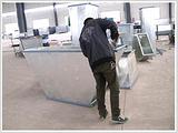 东丽镀锌风管天津通风工程选捷维诺公司优质镀锌风管