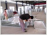 镀锌风管规格_塘沽镀锌风管_天津通风工程选捷维诺公司多图