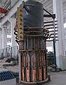 组合把持器,华庆金属,镍铁炉组合把持器