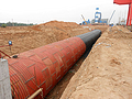钢波纹管涵洞的应用原则 供应镀锌波纹管|金属排水涵管