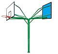 篮球架生产厂家篮球架鲁达体育质量上乘多图