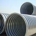 钢制波纹管涵的衔接方法 镀锌拼装管 金属镀锌涵管