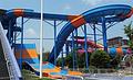 大型水上乐园设备 水滑梯,梧州水上乐园设备,懋能水上乐园设备