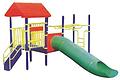 儿童滑梯生产厂家儿童滑梯鲁达儿童滑梯质量可靠图