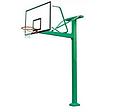 立柱式篮球架直销篮球架鲁达体育价格公道查看