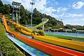 大型水上乐园设备 水滑梯广西水上乐园设备广州懋能水上乐园