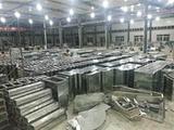 霸州角铁法兰风管河北通风工程选捷维诺角铁法兰风管厂家