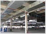 驻马店共板法兰风管_河南风管加工选捷维诺_共板法兰风管产品