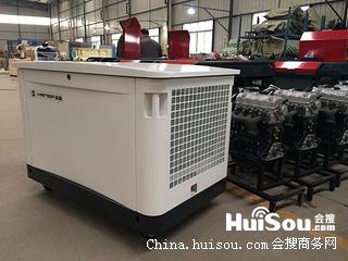 燃气30kw汽油发电机