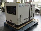 水冷12kw柴油发电机图片