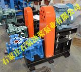 10/8ST-AHR天然橡胶渣浆泵,石泵渣浆泵业